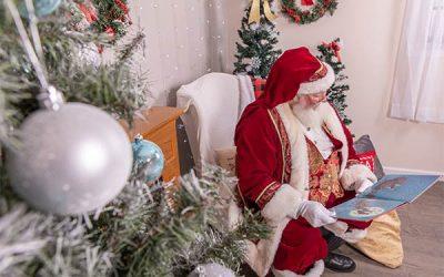 Tamales for Santa?