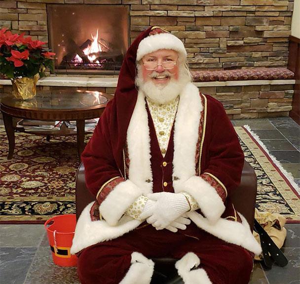 Santa Dan - The Real Bearded Santa